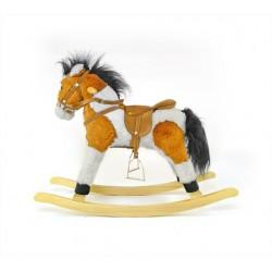 Rocking horse Pony Light Brown