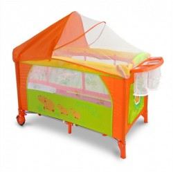 Travel cot with changer Mirage Hippo