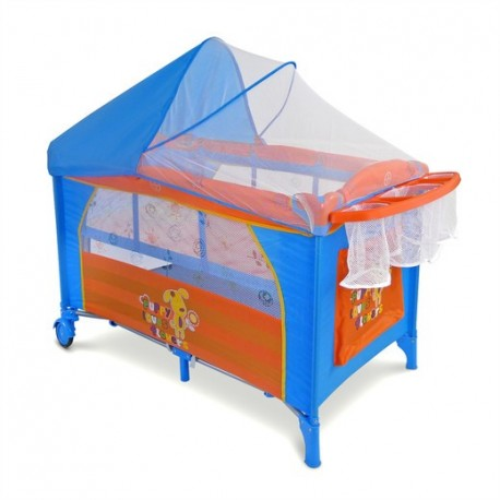 Travel cot Mirage Puppy