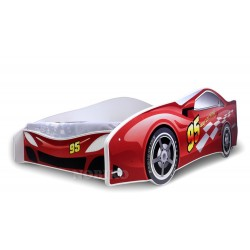 Red Racing Car junior bed