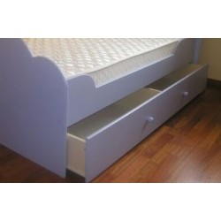 Drawer under the bed