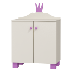 Cupboard Princess 2 doors