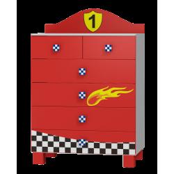 Dresser Super Speed - 6 drawers