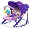 Swing bouncer Aqua purple
