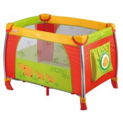 Playpen and travel cot Mirage Alu Hippo