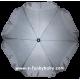 Umbrella for stroller Grey