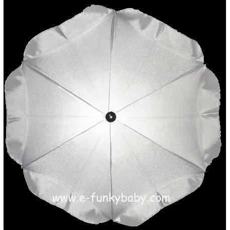Umbrella for stroller Silver