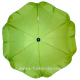 Umbrella for stroller Green