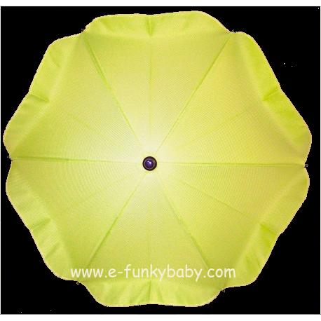 Umbrella for stroller Green Lime