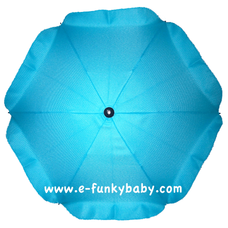 Umbrella for stroller Blue