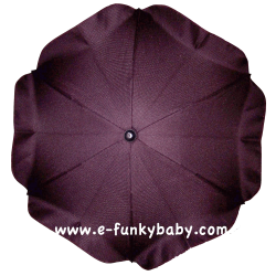 Umbrella for stroller Plum