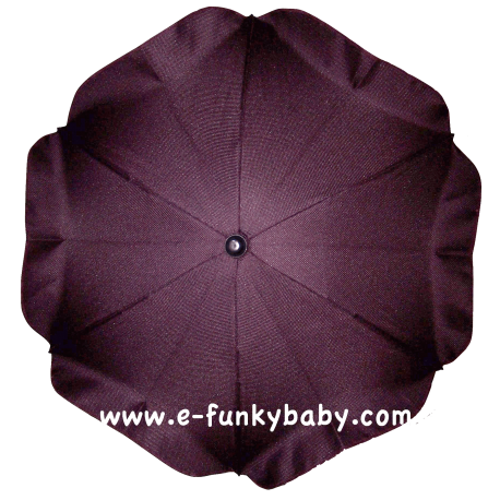 Umbrella for stroller Plum