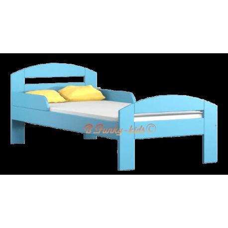 Pine wood junior bed Tim2 160x80 cm