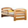 Pine wood junior bed Kam3 160x80 cm