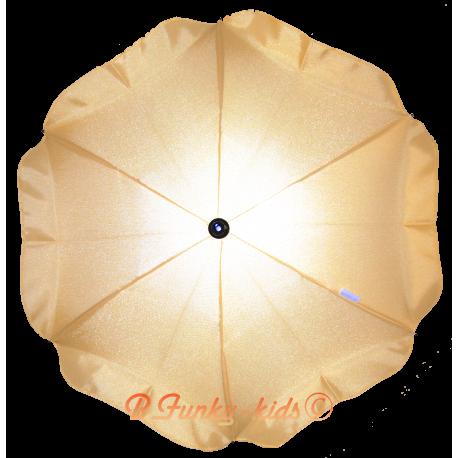 Umbrella for stroller Yellow Citro