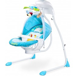 Swing electric automatic Blue