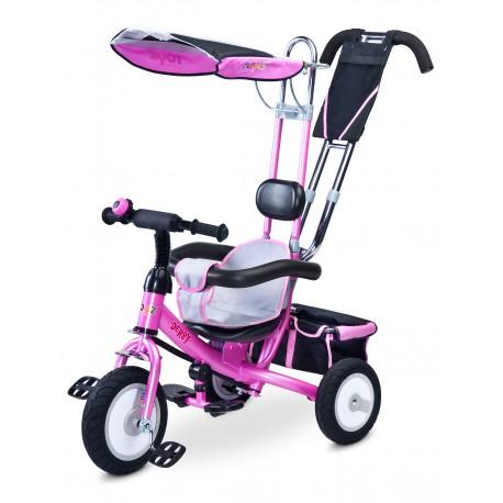 Trike Derby pink