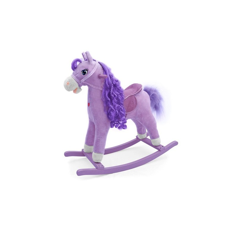 Purple Princess Rocking horse P...