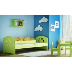 Solid pine wood junior daybed Molly 160x80 cm
