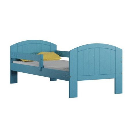 Solid pine wood junior daybed Milly with drawer 160x70 cm