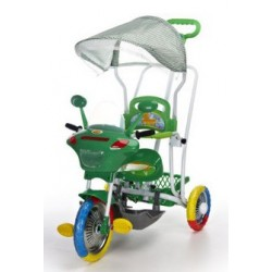 Trike Motorcycle green