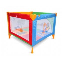 Square Playpen Jumbo Mobile