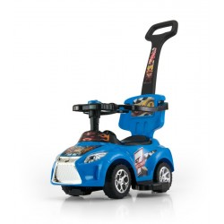 Ride-on car 3 in 1 KID blue
