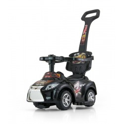 Ride-on car 3 in 1 KID black
