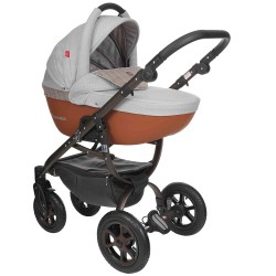 Travel system Grander Plus Leather Collection