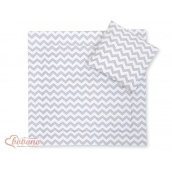 Pram bedding Chevron