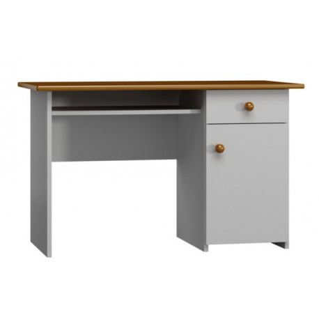 Solid pine wood desk