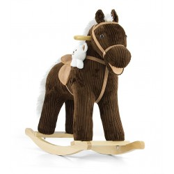Rocking horse Pony brown