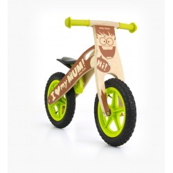 King Boy - balance running bike