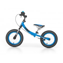 Young - balance bike with brake - blue