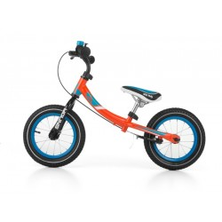 Young - balance bike with brake - orange