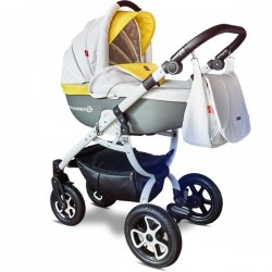 Travel system Grander Play Leather Collection