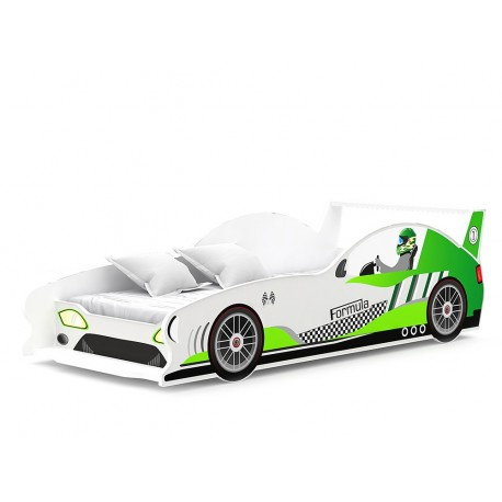 Racing Car Formula GT junior bed 160x80 cm