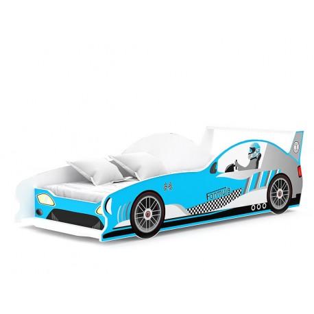 Racing Car Formula GT junior bed 180x80 cm