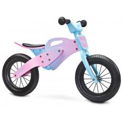 Balance running bike Enduro pink