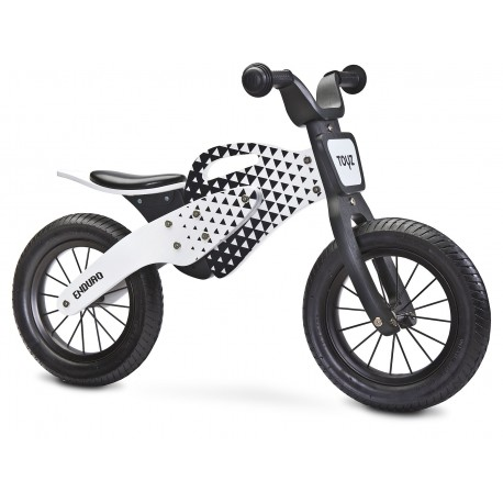 Balance running bike Enduro grey