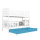 Bunk bed Jacob 2 with drawer 200x90 cm