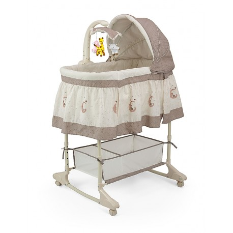 Cradle for baby Sweet Melody 4 in 1 Moon