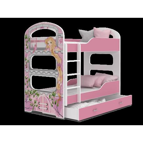 Bunk bed Dominique Princess