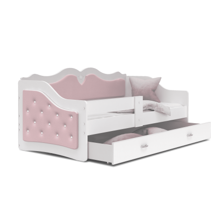 Toddler junior bed Lilly Diamonds