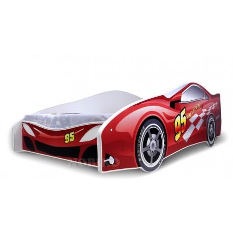Red Racing Car junior bed