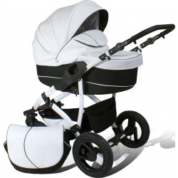 Travel system 3 in 1 Duke Leather Collection 11 colors