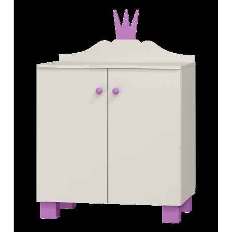 Cupboard Princess 2 doors