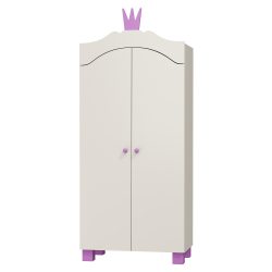 Wardrobe Princess 2-doors