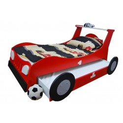 Bed Turbo Car double