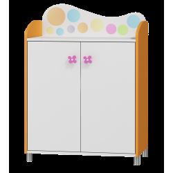 Cupboard Rainbow 2 doors